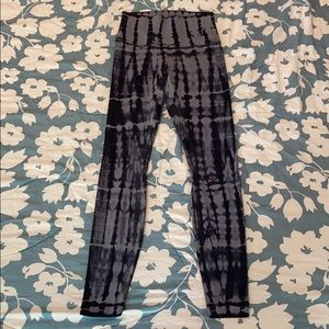 lululemon |Wunder Under Shibori Full On Luxtreme